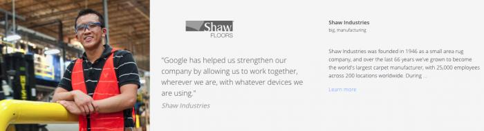 googleendorse